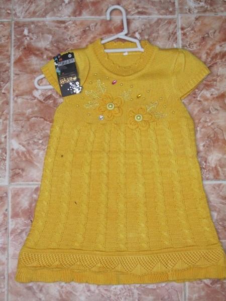 بافت دخترانه لباس پاییزه وزمستانه دخترونه (1)