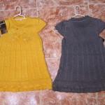 بافت دخترانه لباس پاییزه وزمستانه دخترونه (3)