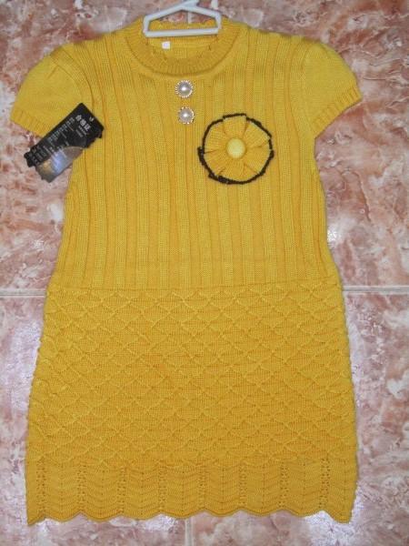 بافت دخترانه لباس پاییزه وزمستانه دخترونه (5)
