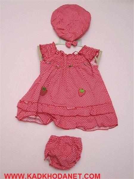 بچه لباس