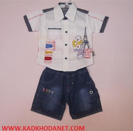 تولیدی لباس مارکدار بچه