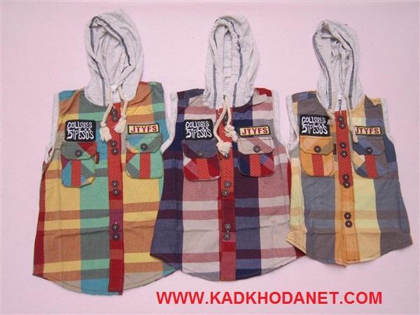 تولید لباس بچگانه (2)