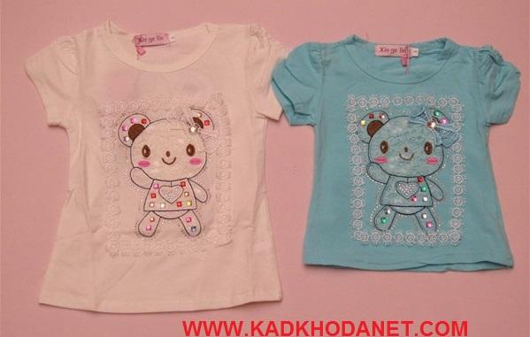 تی شرت دخترانه139 (2)