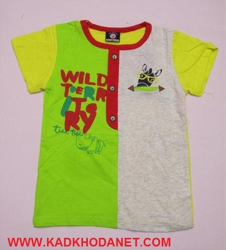 تی شرت پسرانه تابستانه (1)