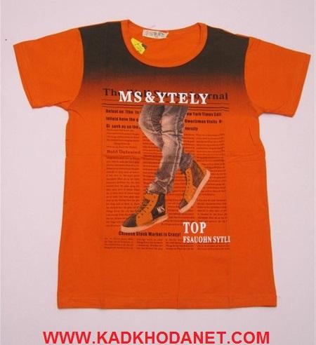 تی شرت پسرانه تابستانه (3)