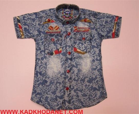 جدیدترین پیراهن پسربچه  (3)