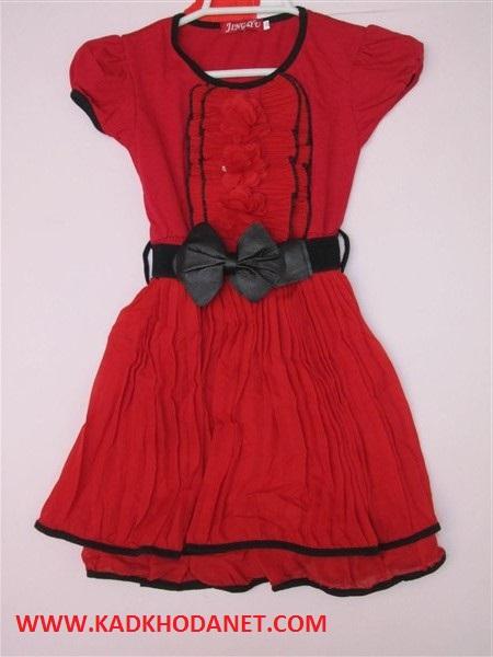 طرح لباس تابستانه دخترانه