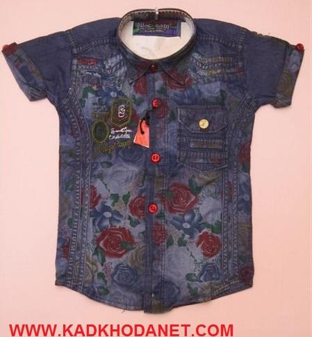 فروش عمده پیراهن های پسرانه (4)