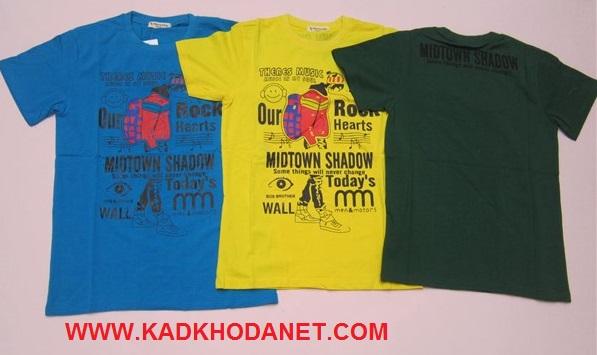 لباس تی شرت پسرانه (1)
