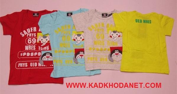 لباس تی شرت پسرانه (3)