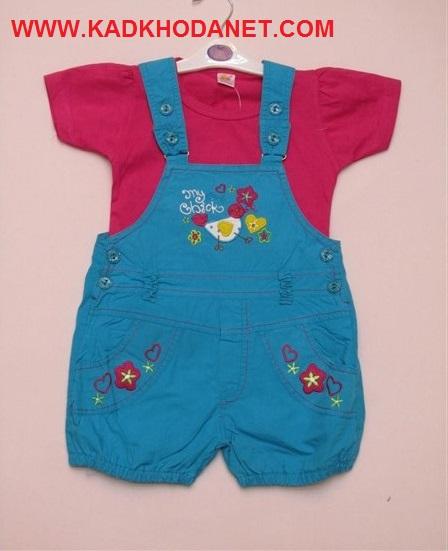 لباس سرهمی دختر بچه ها (1)