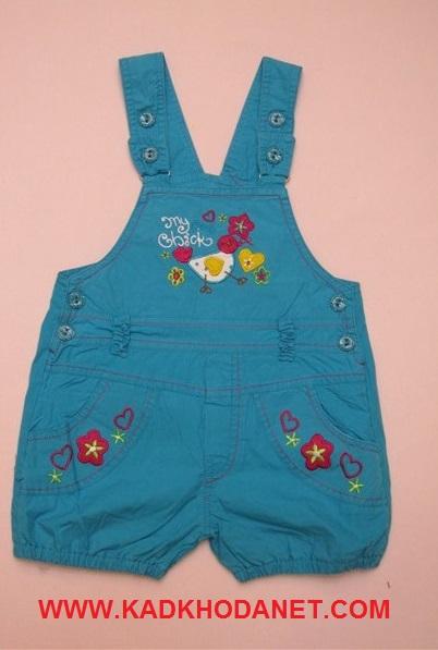 لباس سرهمی دختر بچه ها (3)