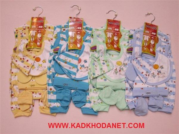 لباس سیسمونی نوزاد (2)