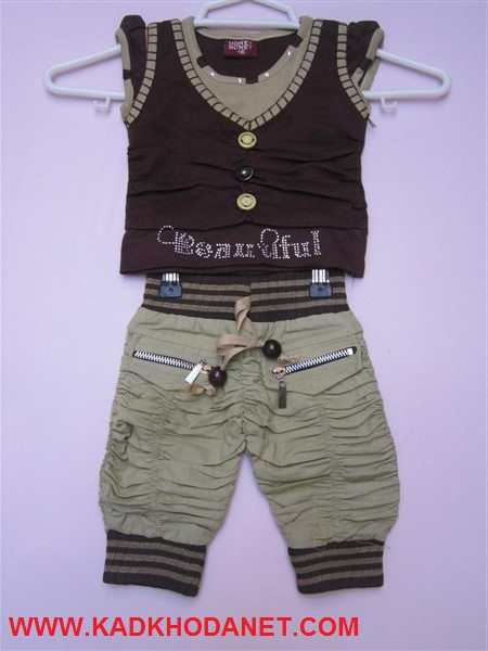 لباس کودکان دختر