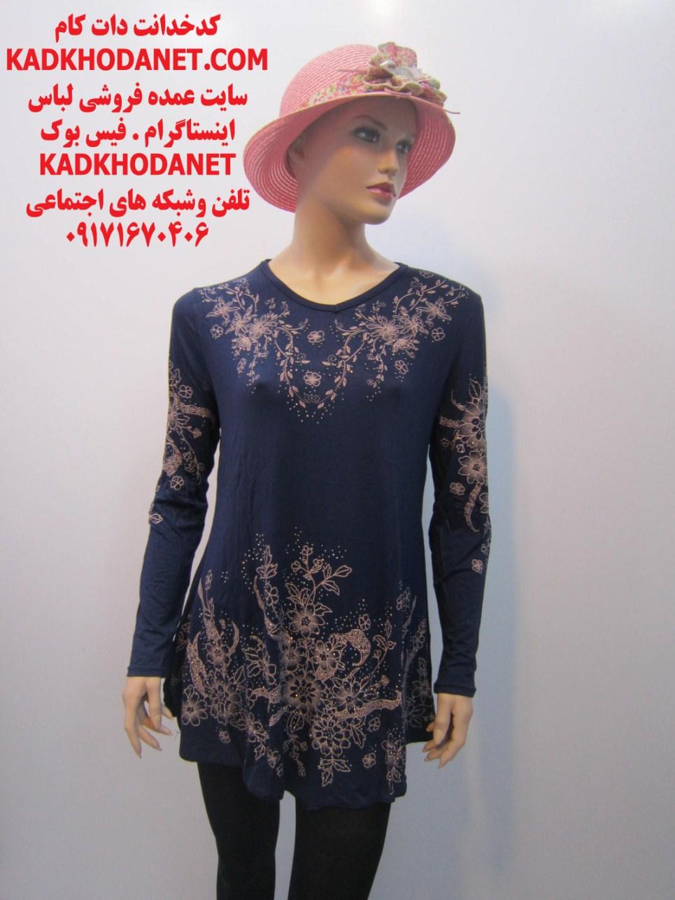 لباس تونیک زنانه جدید (2)