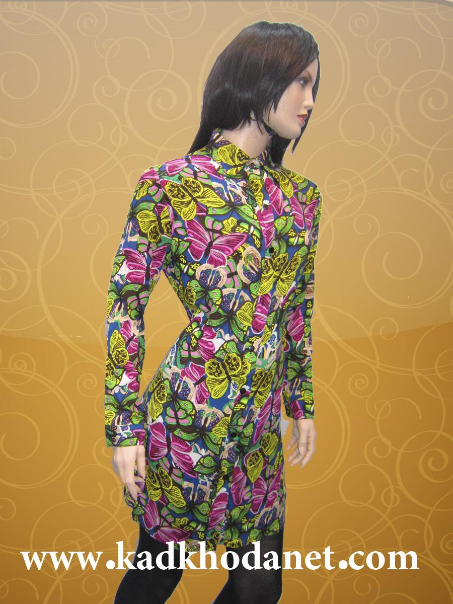 لباس زنانه مانتویی