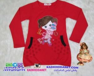 لباس تونیک دختر بچه