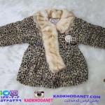 لباس پشمی زمستانه دخترانه