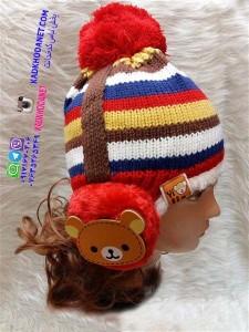 پخش ویژه انواع کلاه زمستانه