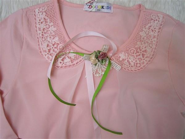 لباس مجلسی حریر دخترانه (3)