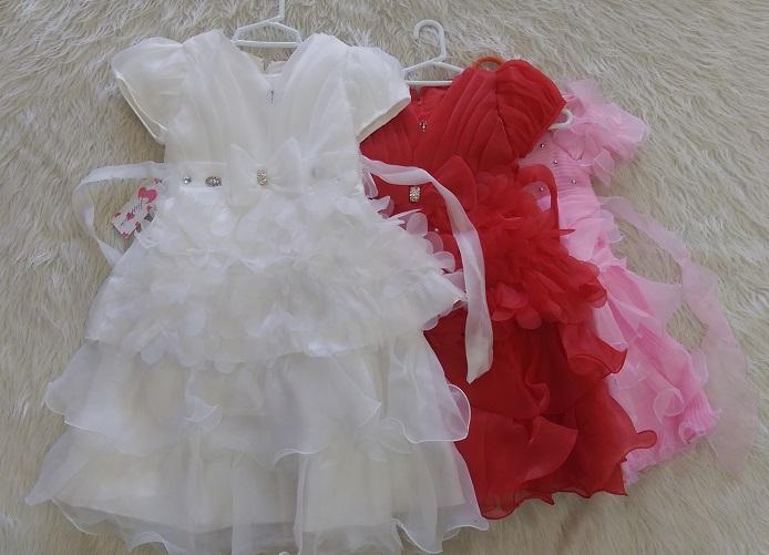 تولیدی لباس عروس بچه دختر