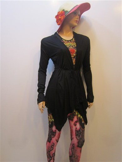 لباس سه تکه زنانه شیک (5)