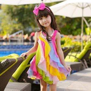 تولید-لباس-تابستان-دخترانه