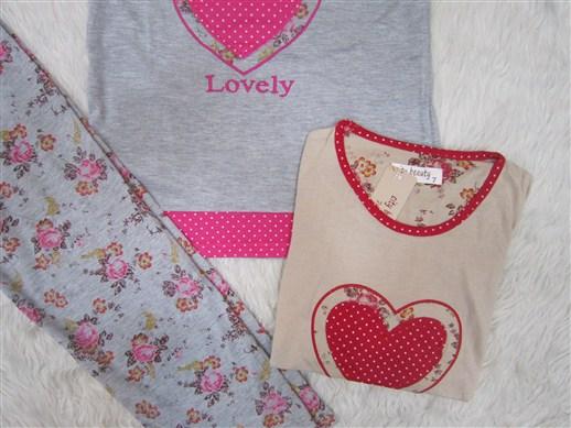 لباس ست خانگی مدل جدید (4)