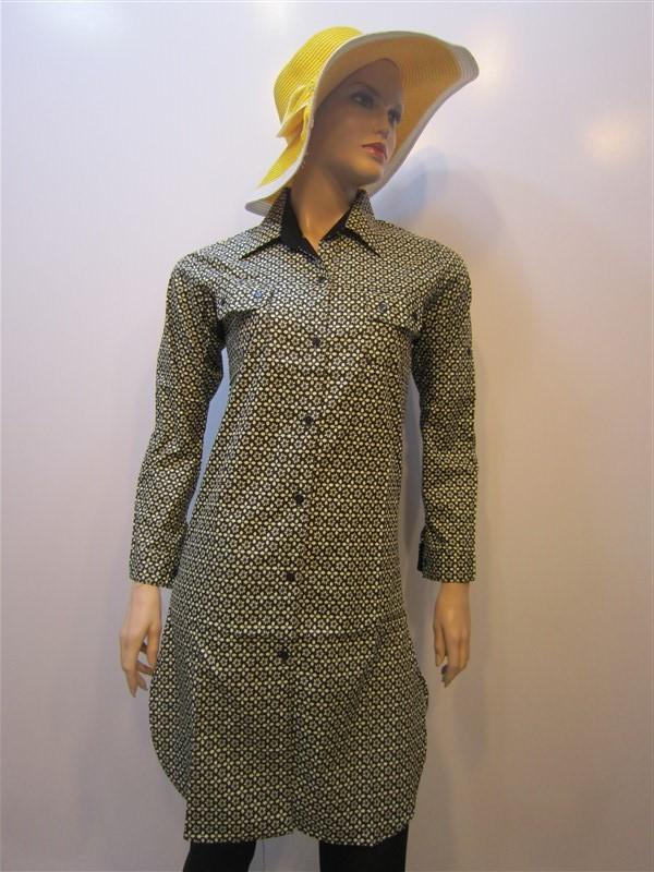 مانتو مدل جدید زنانه (3)