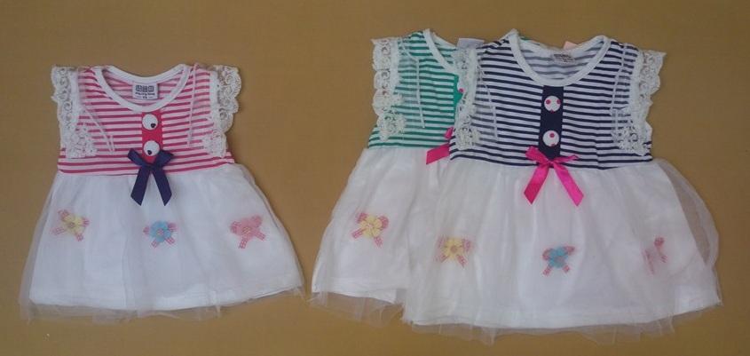 خرید جدیدترین مدلهای لباس تابستانه بچگانه (13)