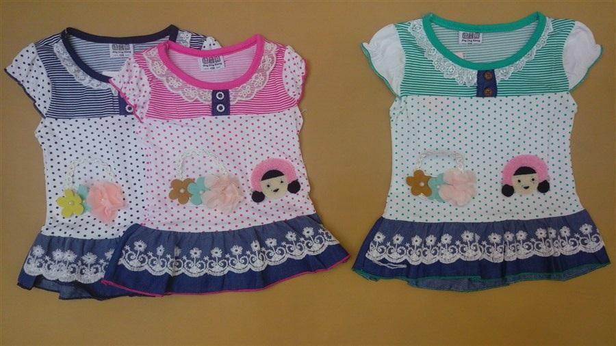 خرید جدیدترین مدلهای لباس تابستانه بچگانه (15)