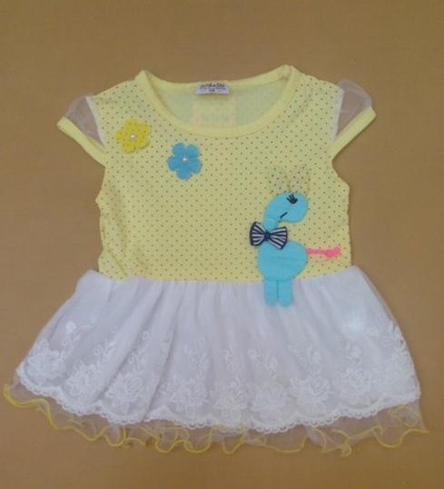 خرید جدیدترین مدلهای لباس تابستانه بچگانه (16)
