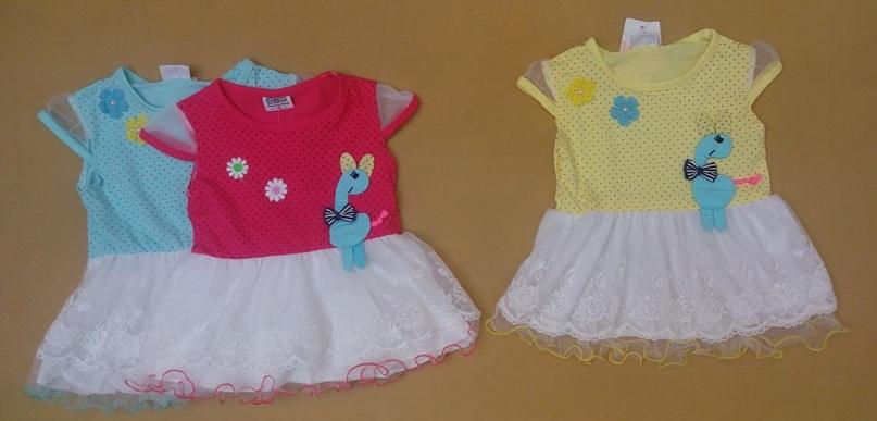 خرید جدیدترین مدلهای لباس تابستانه بچگانه (17)