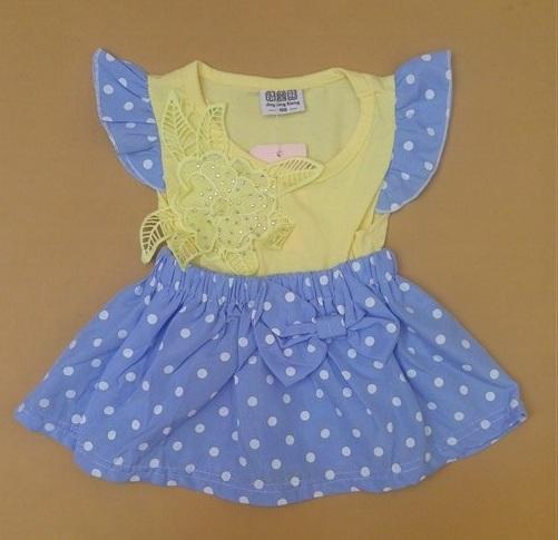 خرید جدیدترین مدلهای لباس تابستانه بچگانه (18)