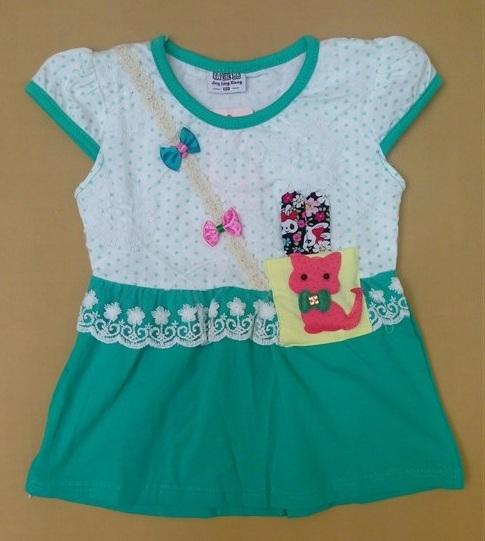خرید جدیدترین مدلهای لباس تابستانه بچگانه (28)