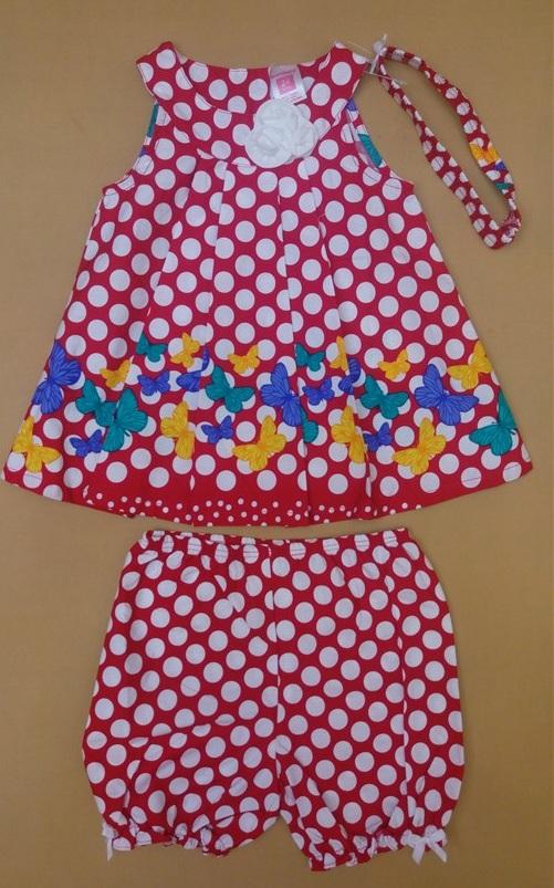 خرید جدیدترین مدلهای لباس تابستانه بچگانه (3)