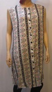 لباس-زنانه-پیراهن-نخی-سایز-بزرگ -قشم(2)