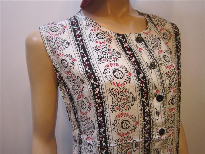 لباس-زنانه-پیراهن-نخی-سایز-بزرگ (3)