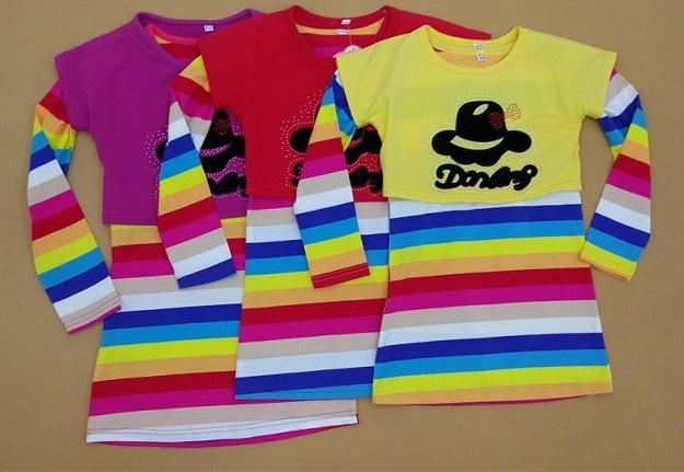 لباس-دخترانه-دو-تیکه-ست-شیک-جدید (5)