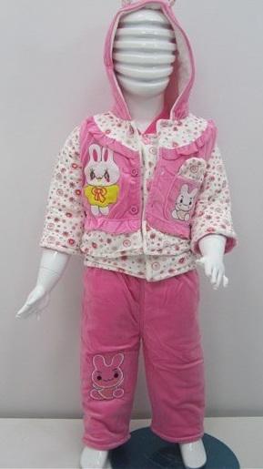 لباس سه یکه شیک بچگانه (2)