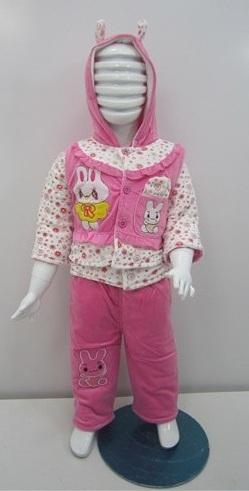 لباس سه یکه شیک بچگانه (4)