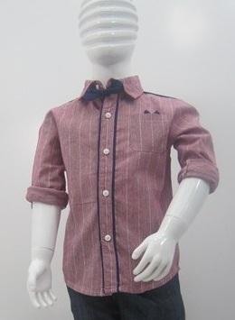 پیراهن نخی پسرانه شیک (2)