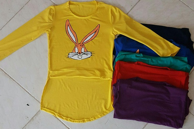 تی شرت جدید دخترانه pz62