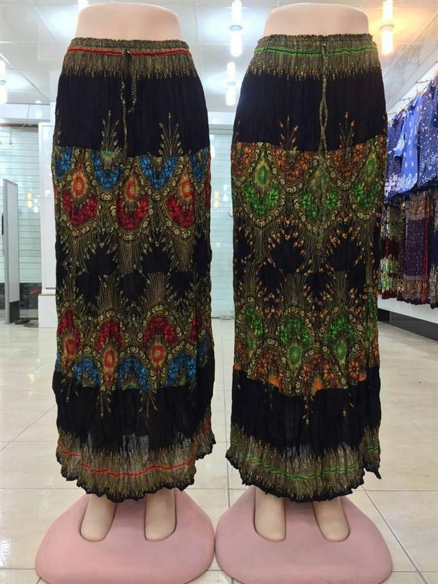 دامن بلند زنانه جدید dz922