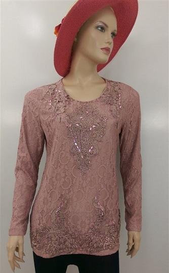 لباس مجلسی زنانه قواره دار dz1016