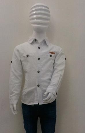 مدل جدید پیراهن کنف پسرانه dk1014