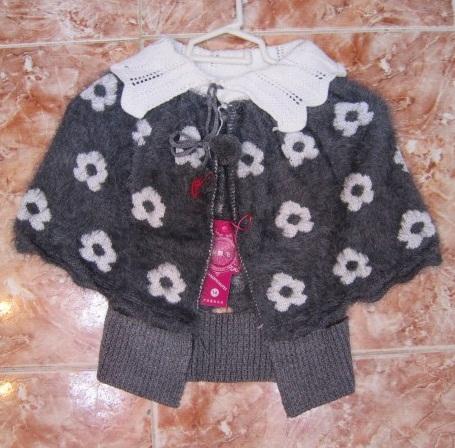 بافت دخترانه لباس پاییزه وزمستانه دخترونه (9)