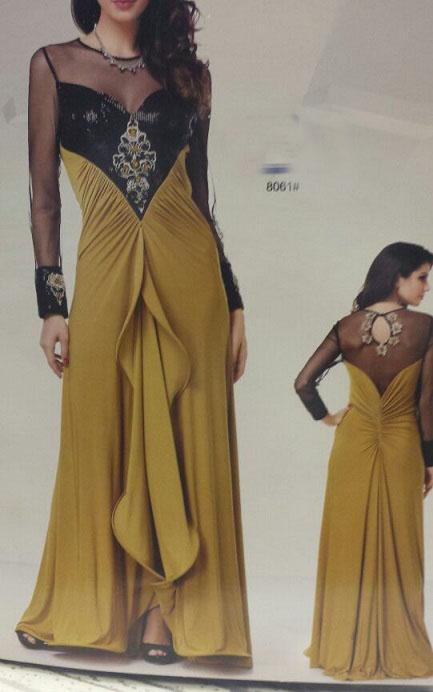 مدل وعکس لباس مجلسی زنانه 2014 (2)