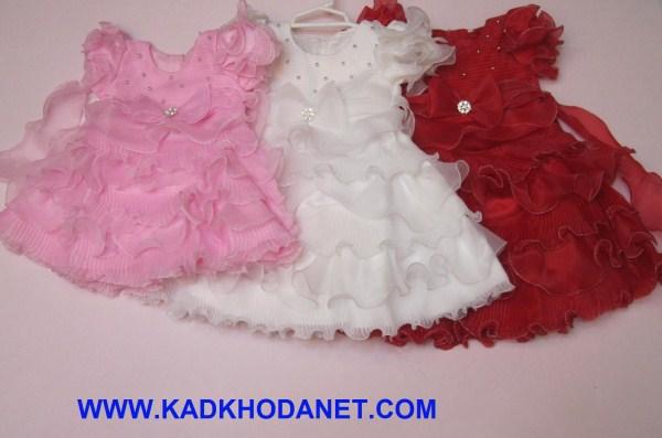 لباس عروس بچه گانه دخترانه (4)