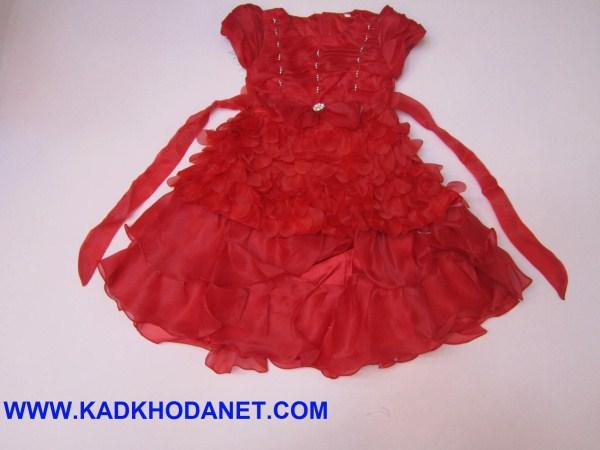 مدل لباس عروس بچه گانه (1)